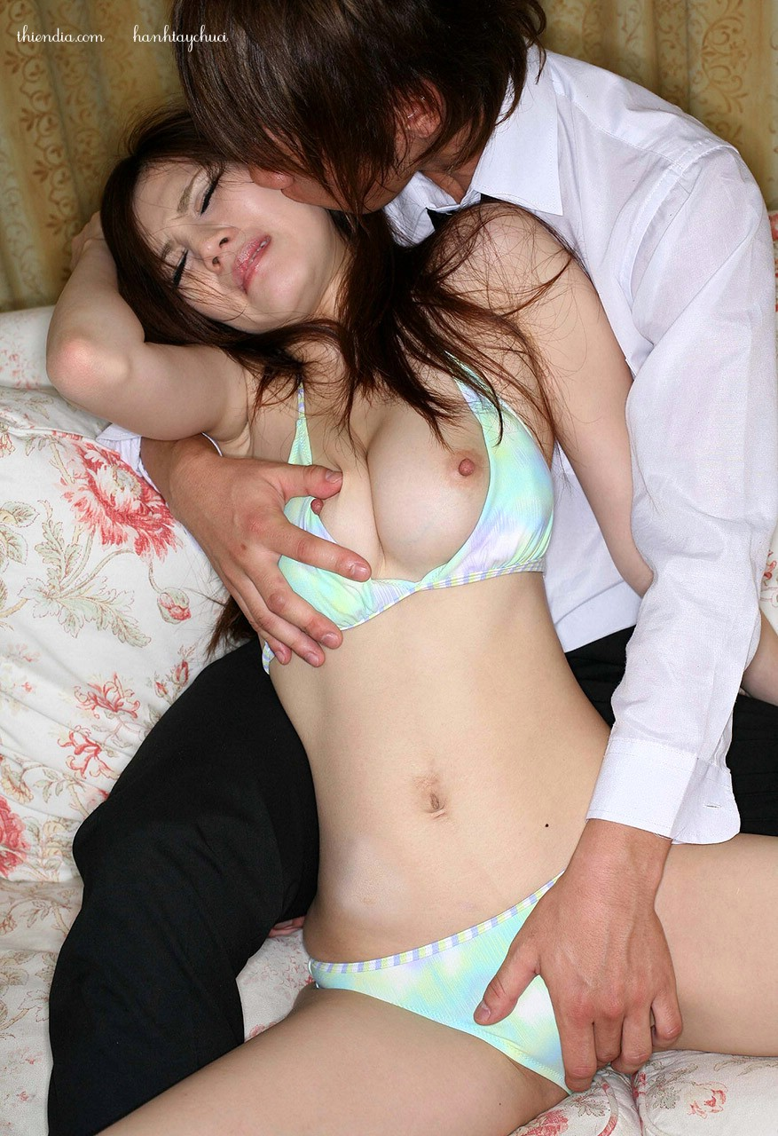Gái xinh Ameri Ichinose cực dâm
